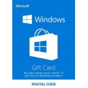 Microsoft Windows Store Gift Card 25 EUR Code